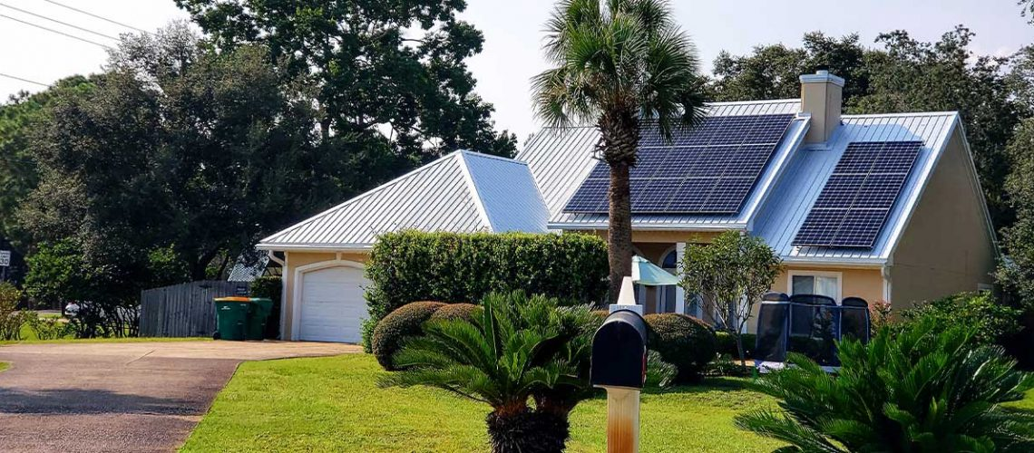 residential and commercial solar panels installation in Melbourne
